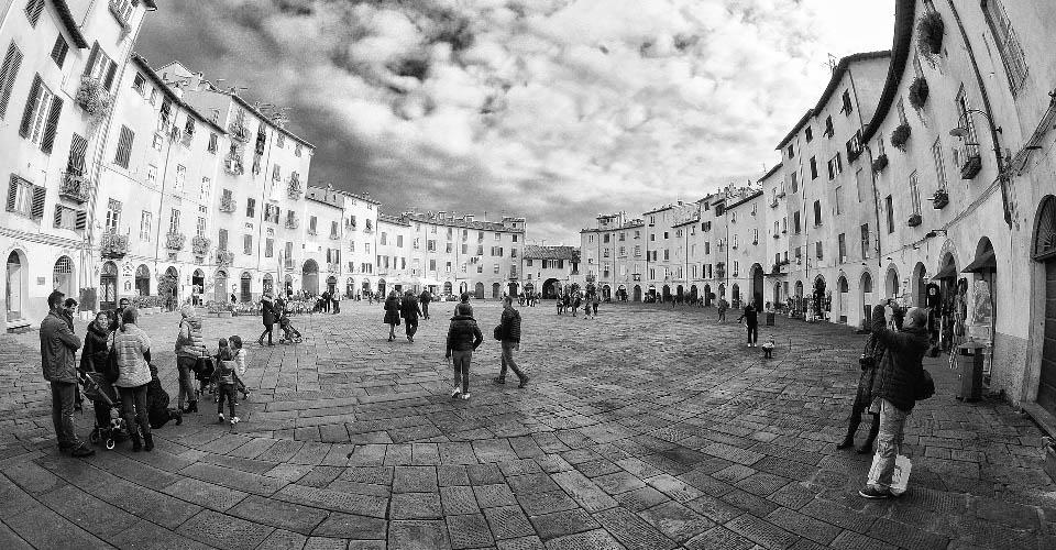 Image Description for http://80.88.88.181:8888/gpsviaggi/gpsviaggi/packages_photos/561/Lucca-Piazza-Antiteatro-1.jpg