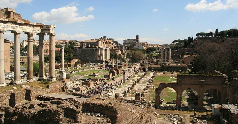 Image Description for http://80.88.88.181:8888/gpsviaggi/gpsviaggi/packages_photos/635/Roma-Foro-romano-1.jpg