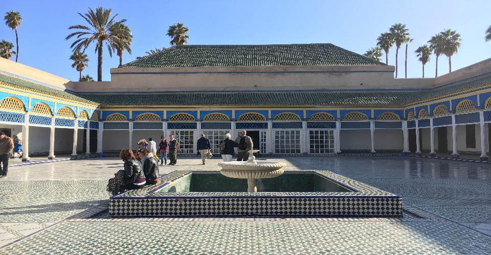 Image Description for http://80.88.88.181:8888/gpsviaggi/gpsviaggi/packages_photos/647/Marrakech-Palazzo-Bahia-1.JPG