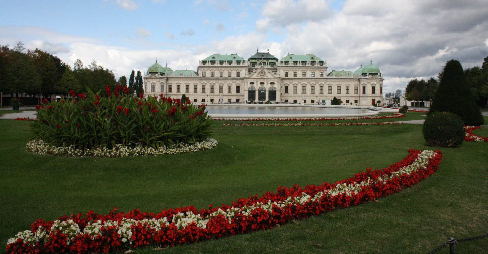 Image Description for http://80.88.88.181:8888/gpsviaggi/gpsviaggi/packages_photos/822/Vienna-Belvedere-Superiore-1.JPG